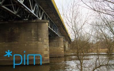 Most Lecha – czasowa organizacja ruchu