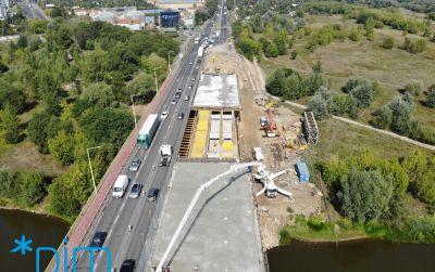 Most Lecha: zmiany w organizacji ruchu