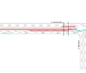 Remont PKP. Kolejne zmiany na ul. Niestachowskiej