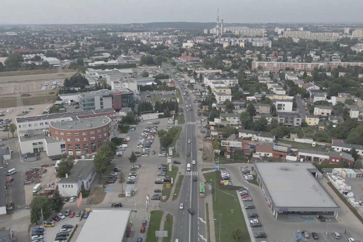 Układ transportowy w północnej części Poznania - zapowiedź konsultacji społecznych