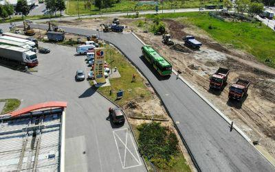 Jak poruszać się w czasie budowy trasy tramwajowej na Naramowice?