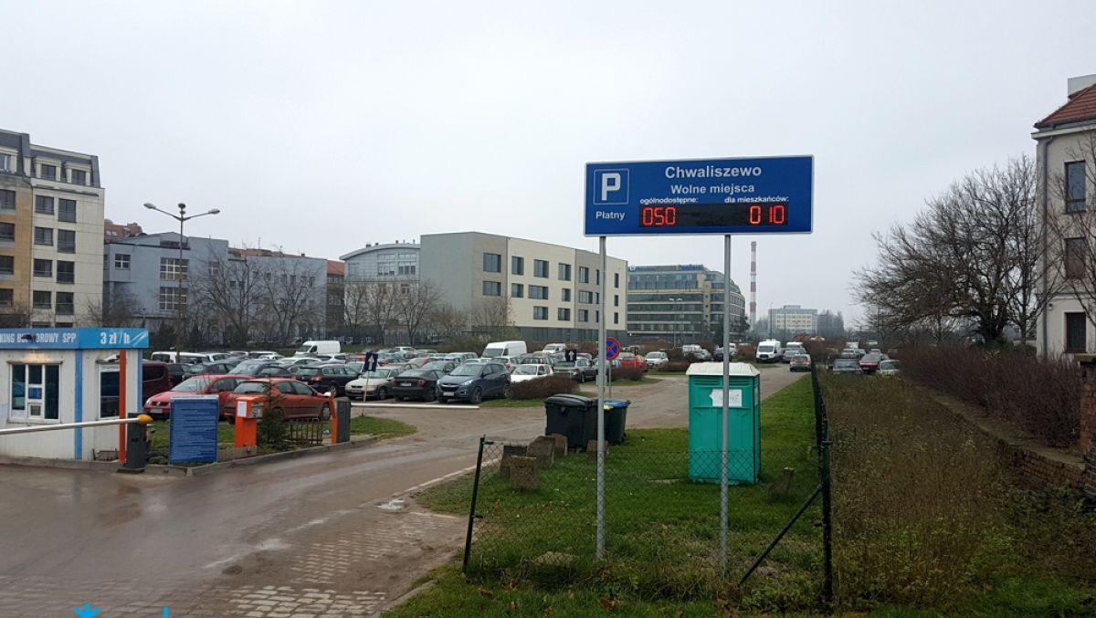 Dzierżawa parkingów buforowych
