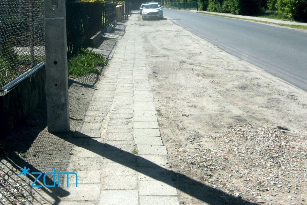 Dla pieszych na ul. Perzyckiej