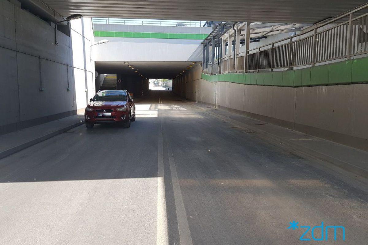 Otwarcie tunelu na ul. Czechosłowackiej