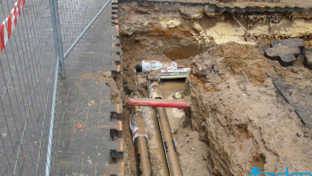 Budowa kanalizacji sanitarnej na ul. Dojazd i ul. Przemyskiej