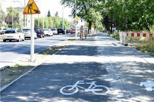Powstają drogi rowerowe łączące centrum miasta z Grunwaldem i Wildą