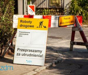 Chodnik na ulicy Poplińskich będzie jak nowy