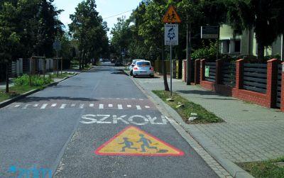 By bezpieczniej dojść do szkoły