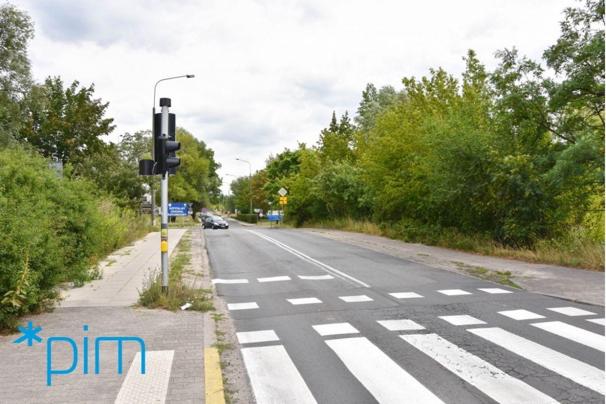 Przebudowa drogi w ciągu ul. Szwajcarskiej: umowa podpisana