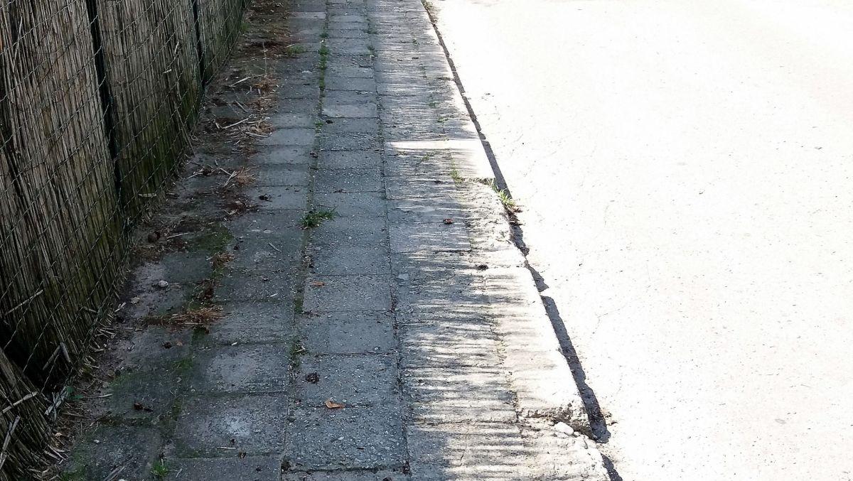 Wyremontujemy kolejny chodnik na Ogrodach