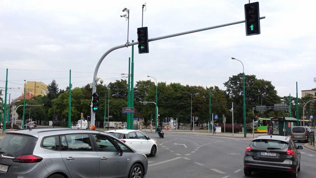 Sygnalizcja zjazdowa na rondach
