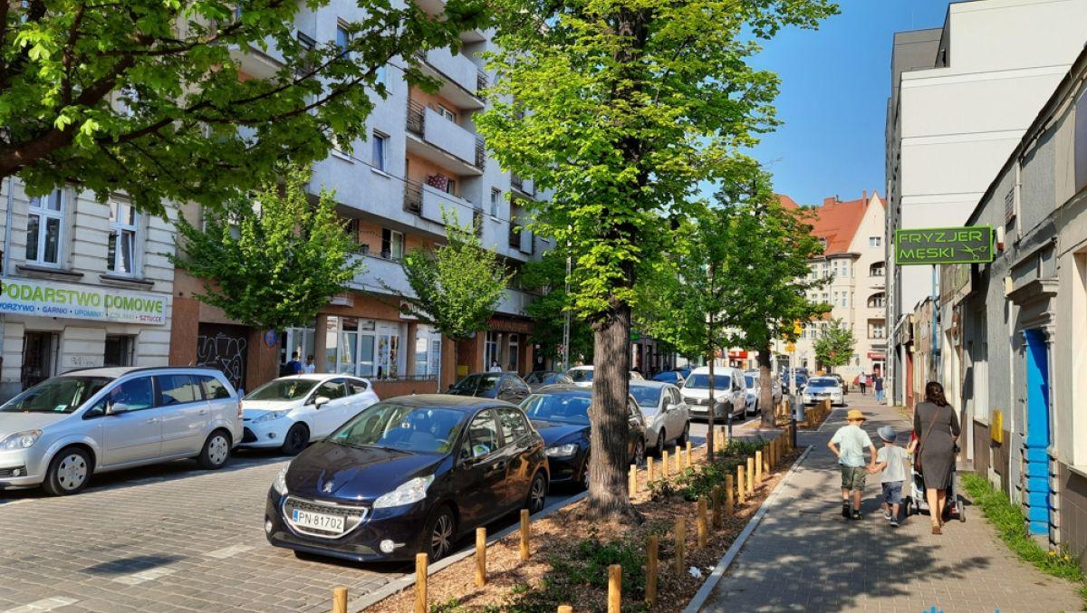 Nowe oblicze wildeckich ulic