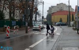 Wysadź i jedź – czyli bezpieczna droga do szkoły