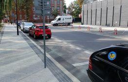 Wyremontowaliśmy chodnik na ul. św. Barbary
