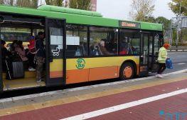 Wygodniej dla pasażerów, zwłaszcza niepełnosprawnych