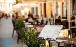 Ogródki gastronomiczne i stoiska promocyjne