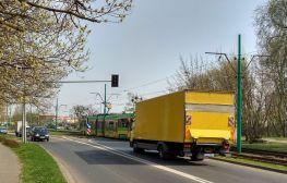 Nowe sygnalizacje świetlne poprawią bezpieczeństwo na drogach Poznania