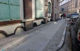 Nowe oblicze ulicy Szyperskiej
