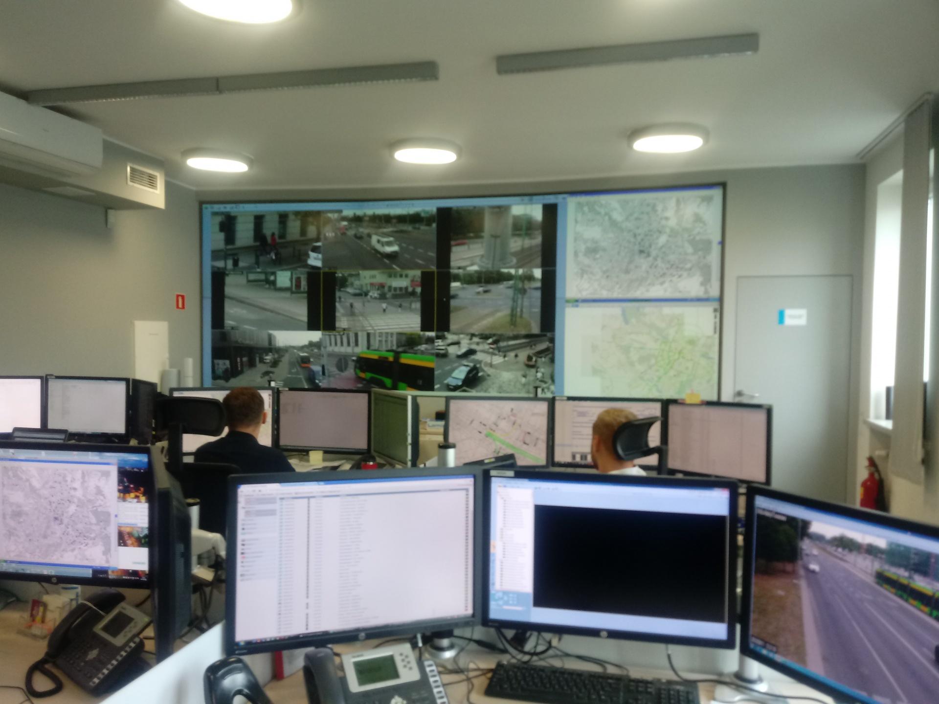 Wydział Sterowania Ruchem i Centrum Operacyjne ITS