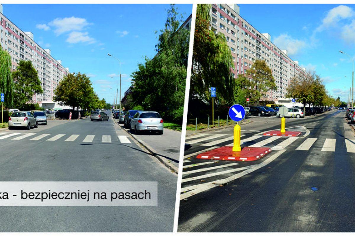 Większe bezpieczeństwo na os. Piastowskim