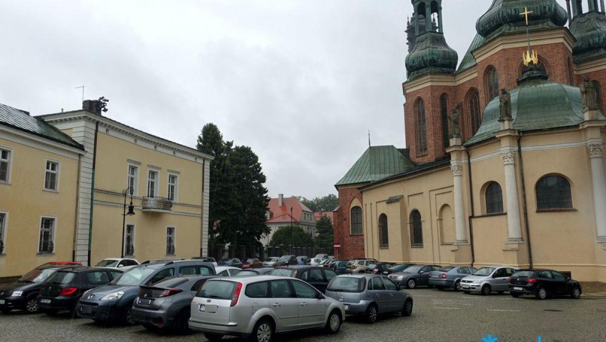 Strefa zamieszkania wokół katedry