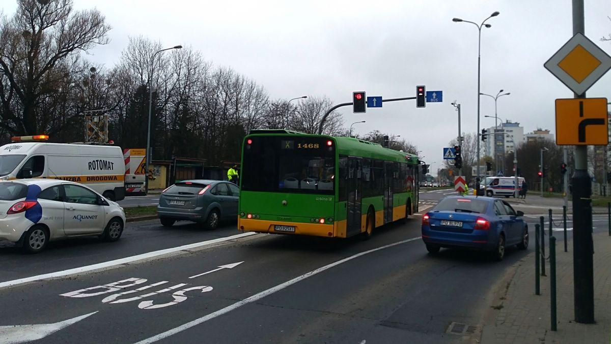 Autobusem szybciej na ul. Ściegiennego