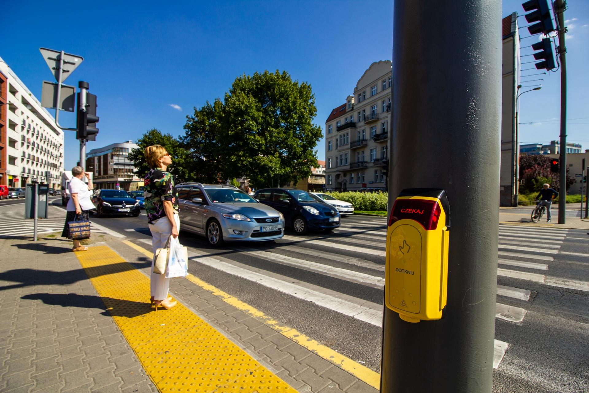 Światło i dźwięk czyli sygnalizacja akustyczna na poznańskich ulicach