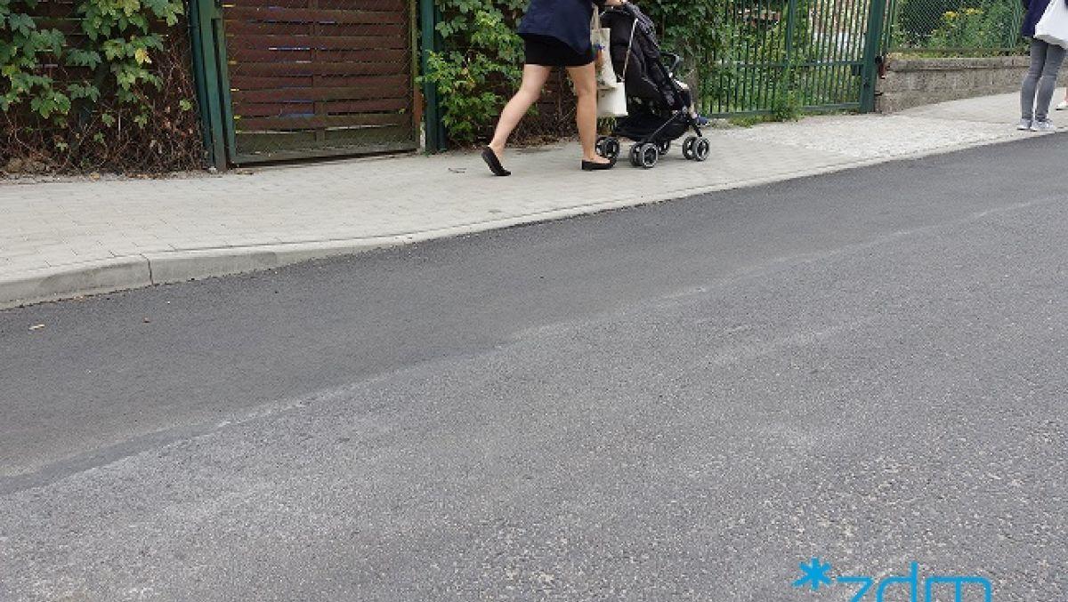 Remont chodników na Sołaczu